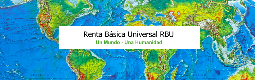 La renta básica universal RBU