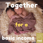 We invite everyone to join us on the path to a humane UBI (unconditional basic income).